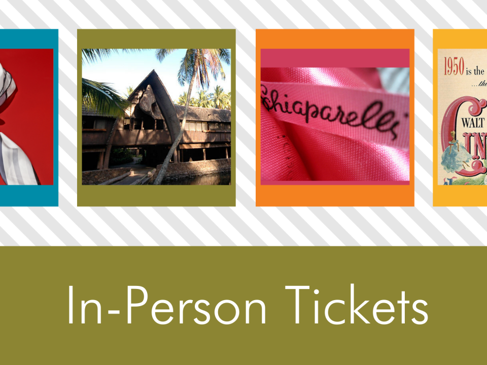 Women Who Made It In-Person Tickets
